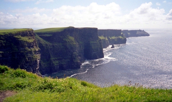 Picture of Cliffs of Moher in Ireland