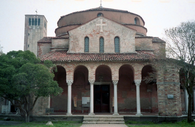 Picture of Cathedral of Santa Maria Assunta in Torcello, Italy