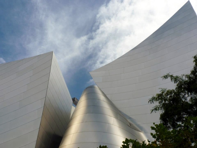 Image of the Music Center in Los Angeles, California