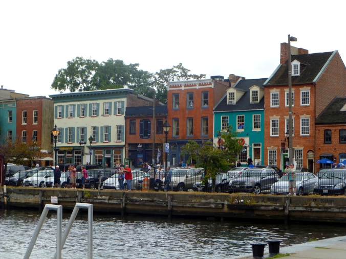 Picture of Fell's Point in Baltimore, Maryland