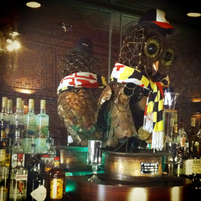 Picture of the Owl Bar in Baltimore, Maryland