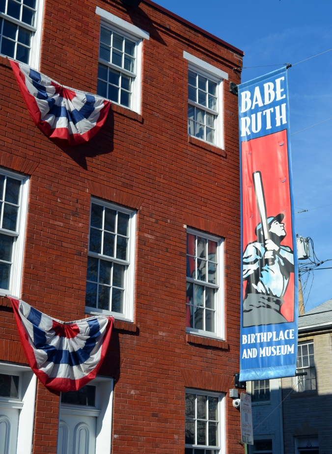 Picture of the Babe Ruth Birthplace Museum in Baltimore, Maryland