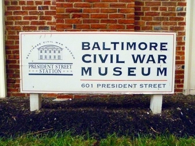 Picture of the Baltimore Civil War Museum