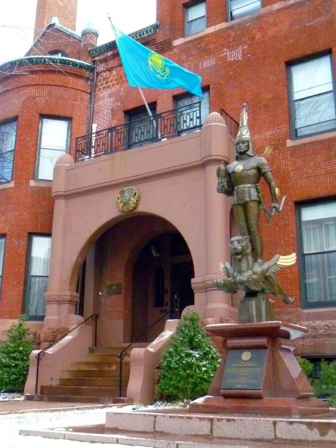 Picture of Embassy of Kazakhstan in Washington, DC, USA