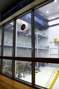 Picture of High Bay Cleanroom at Goddard Space Flight Center in Greenbelt, Maryland, USA